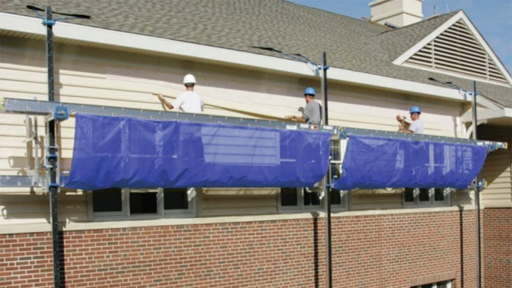pump jack scaffolding