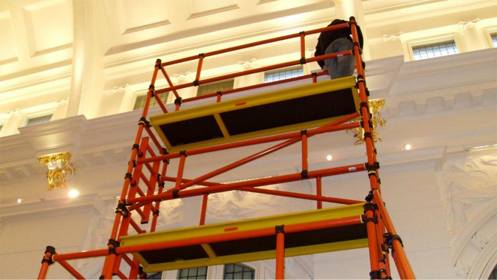 scaffolding material fiberglass