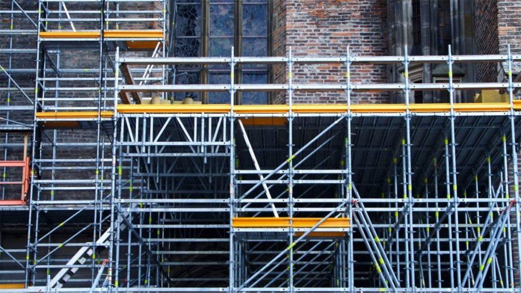 scaffolding material steel