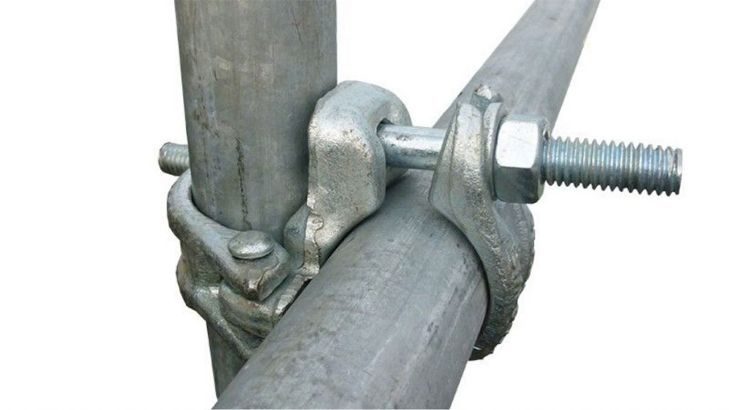 scaffolding part couplers