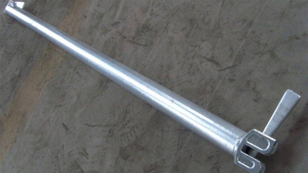 scaffolding part ledgers