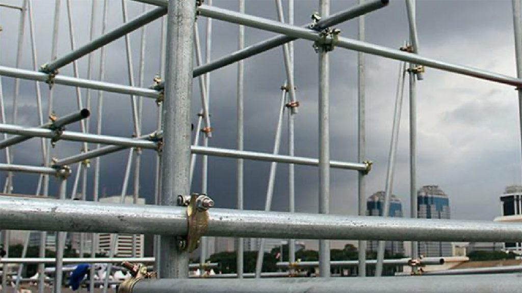 tube and clamp scaffolding